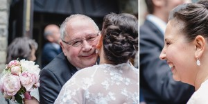 Hochzeit, Hochzeitsfotografie, Astrid Ebert Fotografie, Hochzeitfotograf Aachen, Salvatorkirche Aachen, Brautpaar, kirchliche Trauung, Gratulation