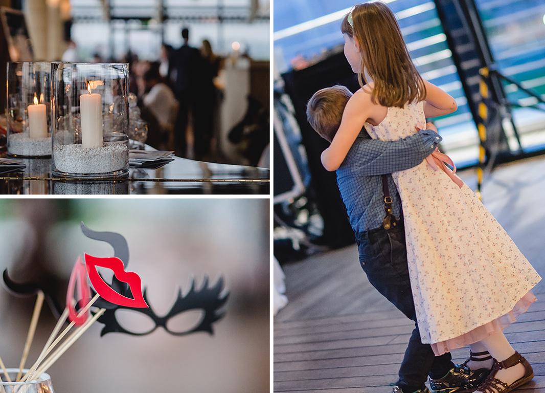 Hochzeit, Hochzeitsfotografie, Astrid Ebert Fotografie, Hochzeitfotograf Aachen, Kohlibri Aachen, Detailaufnahme, tanzende Kinder
