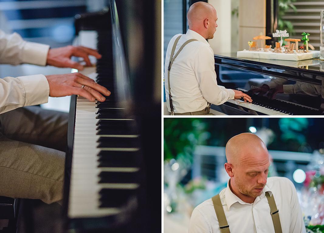 Aachen, Hochzeit, Hochzeitsfotografie, Astrid Ebert Fotografie, Hochzeitfotograf Aachen, Kohlibri Aachen, Klavierspieler