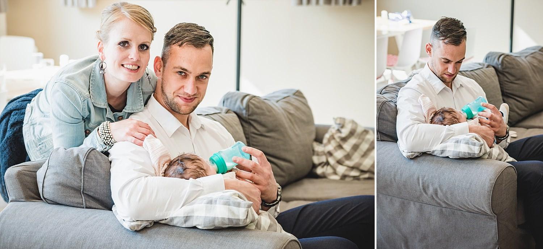 Hochzeit mit Baby Eyserhof Bruiloft