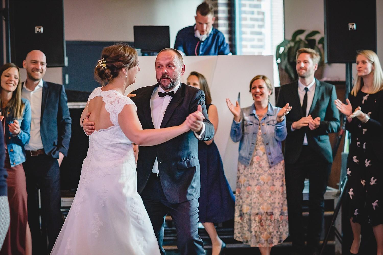 Brauttanz Eyserhof Eys Hochzeitsreportage
