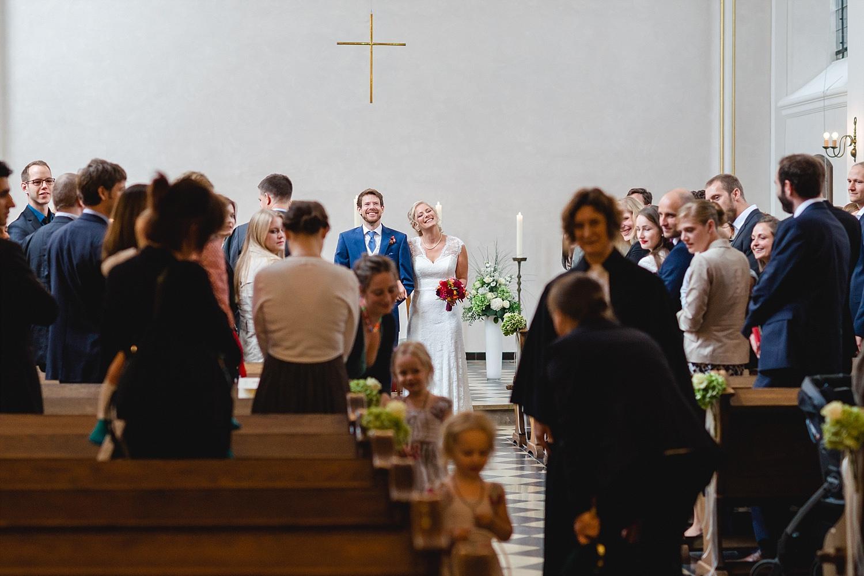 Hochzeitsreportage Aachen Annakirche