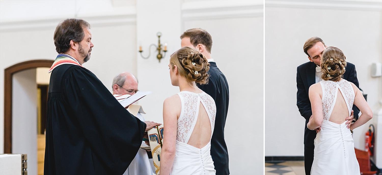 Hochzeitsfotografie Annakirche Aachen NRW