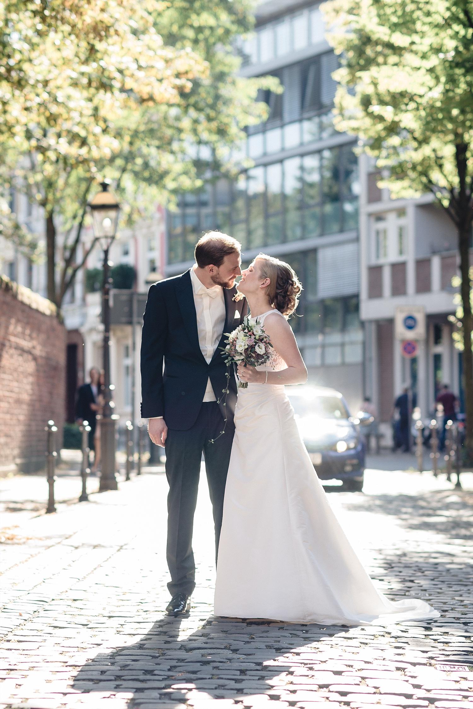 Hochzeitsreportagen Annakirche Aachen NRW