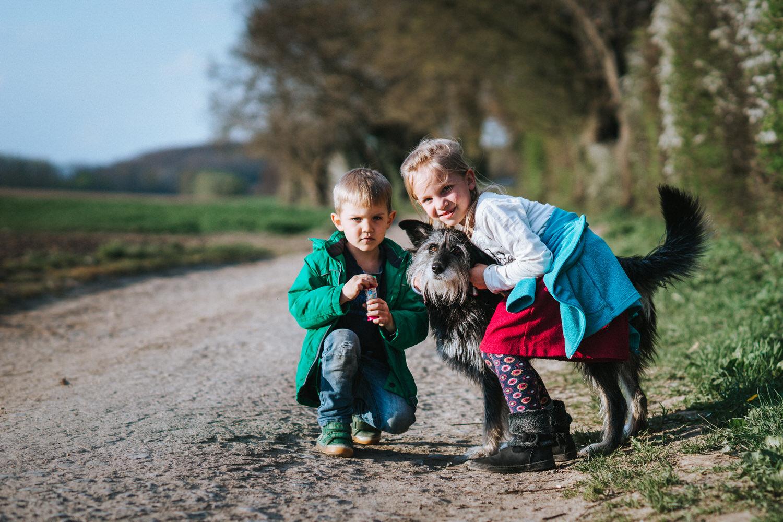 der Hund als Begleiter fürs Leben
