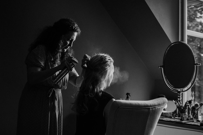 Getting Ready | Braut | Hochzeitsfotograf Aachen