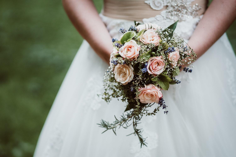 Brautstrauss | Hochzeitsfotograf Aachen