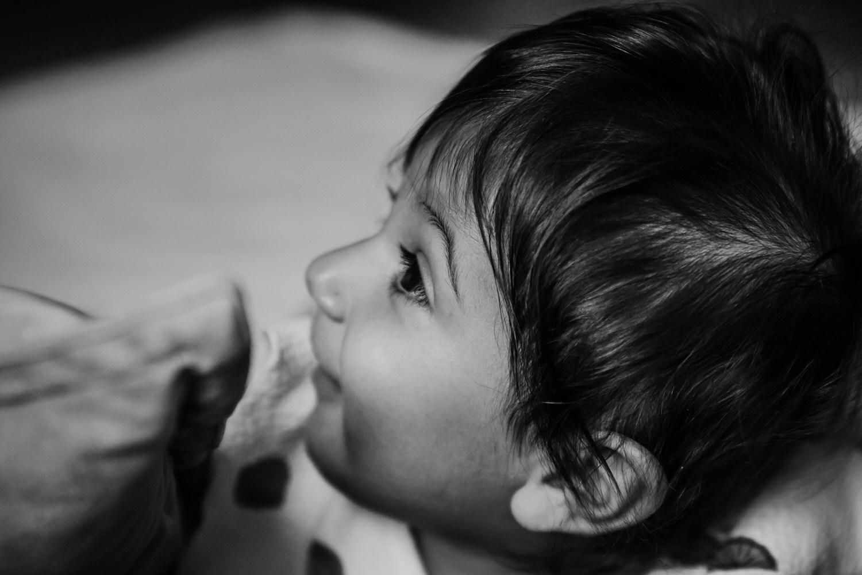 Babyfotos mit 5 Monaten