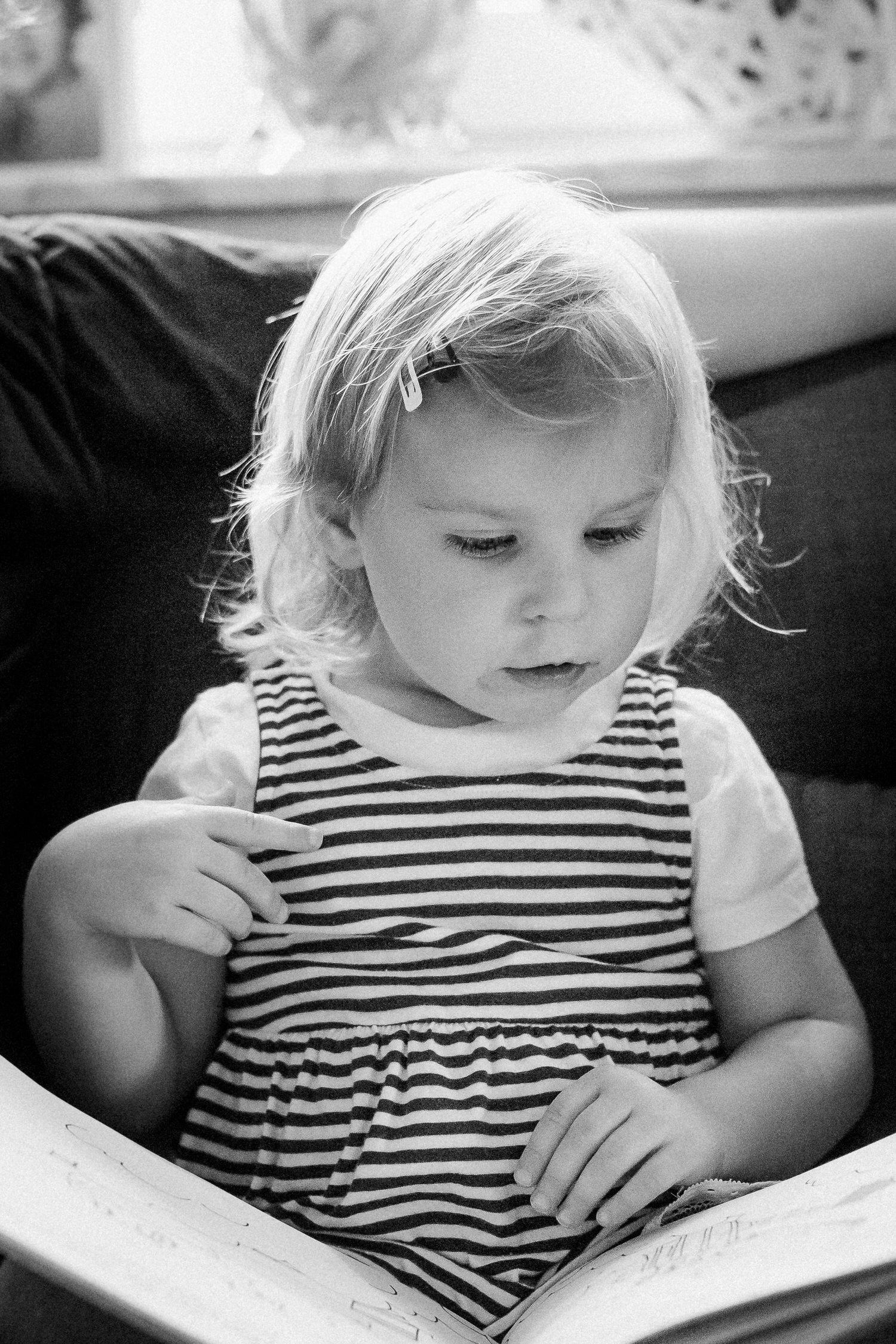 Kinder lieben Bücher