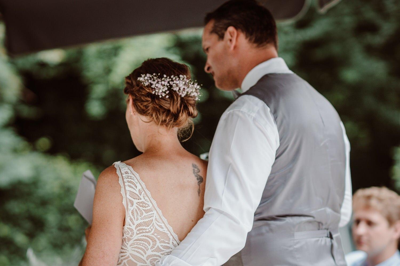 Momentaufnahmen Hochzeit