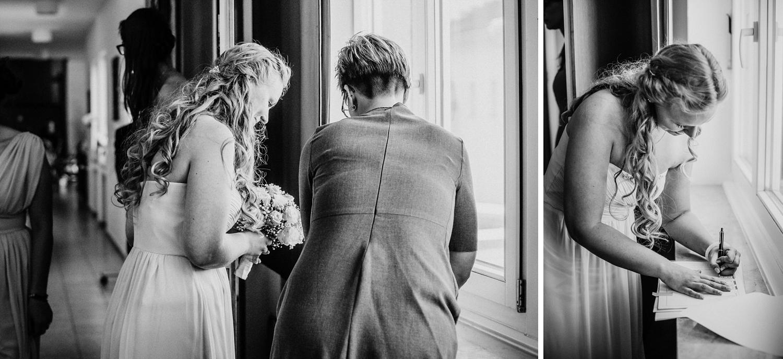 Formalitäten zur standesamtliche Hochzeit