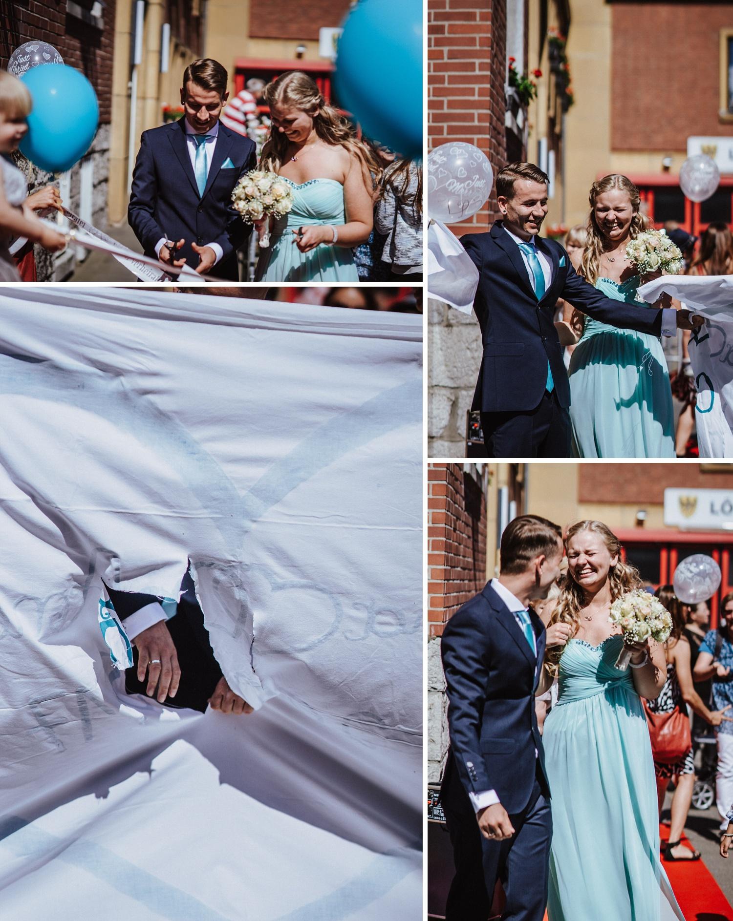 Rituale zur Hochzeit