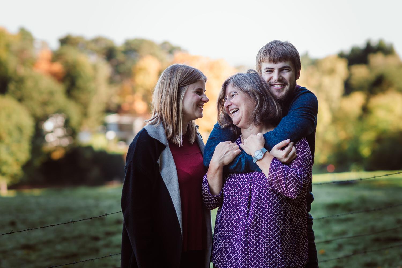 Lebendige Familienbilder | Familienfotografie Aachen