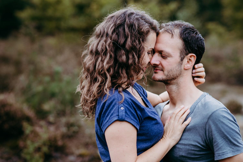 gefühlvolle Couple Session