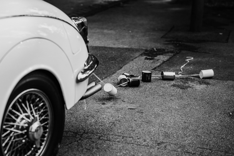 Hochzeitsauto | Hochzeitsfotografie Aachen