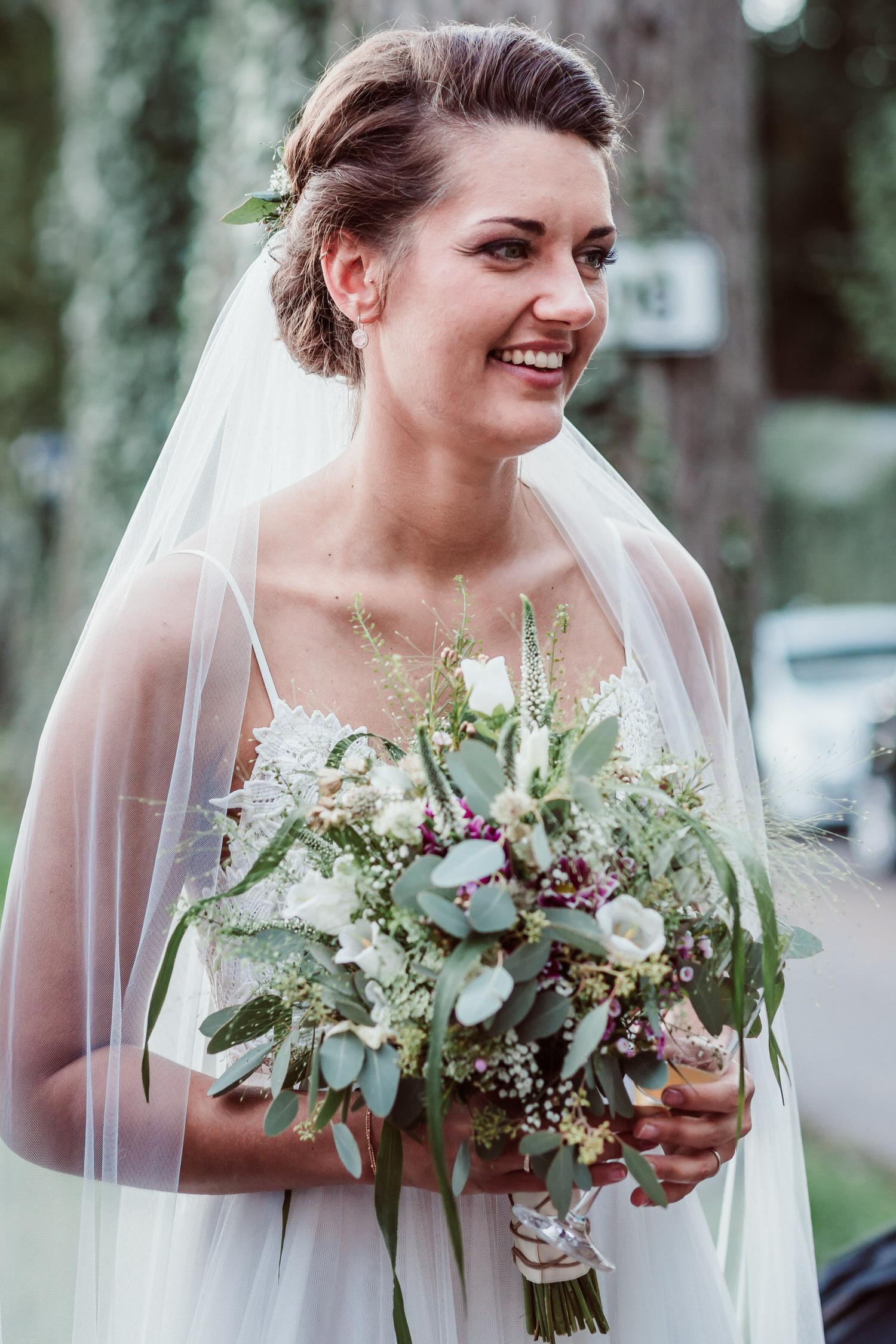 die Braut | Portrait | Hochzeitsfotografie Aachen