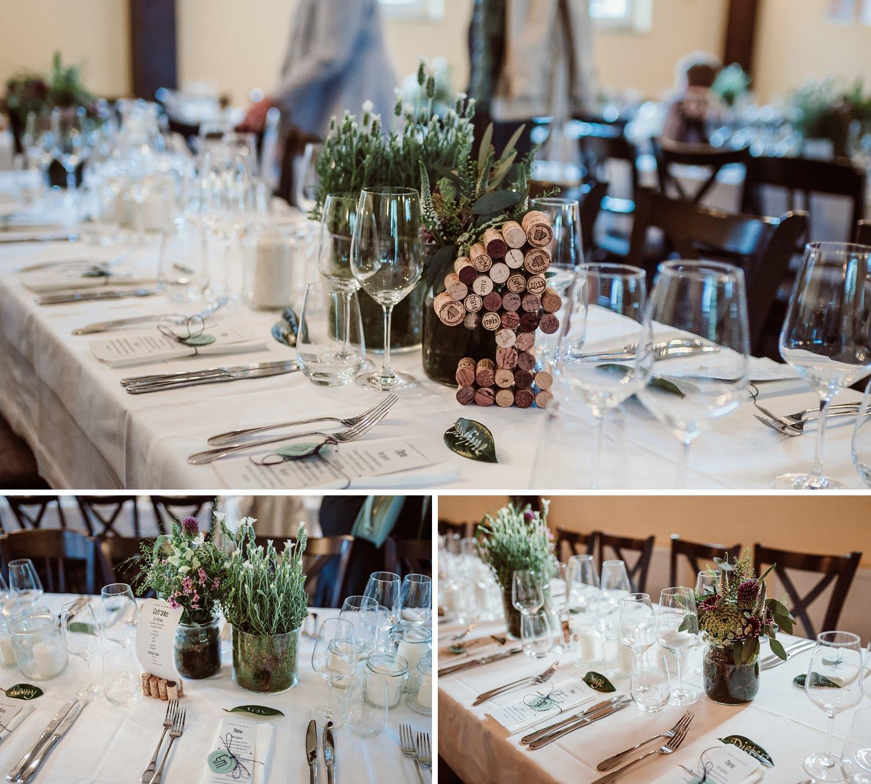 Tischdekoration | Weilerhof Brühl | Hochzeitsfotografie Aachen