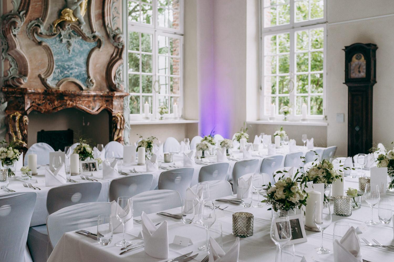 Tischdekoration Hochzeit Haus Hohenbusch