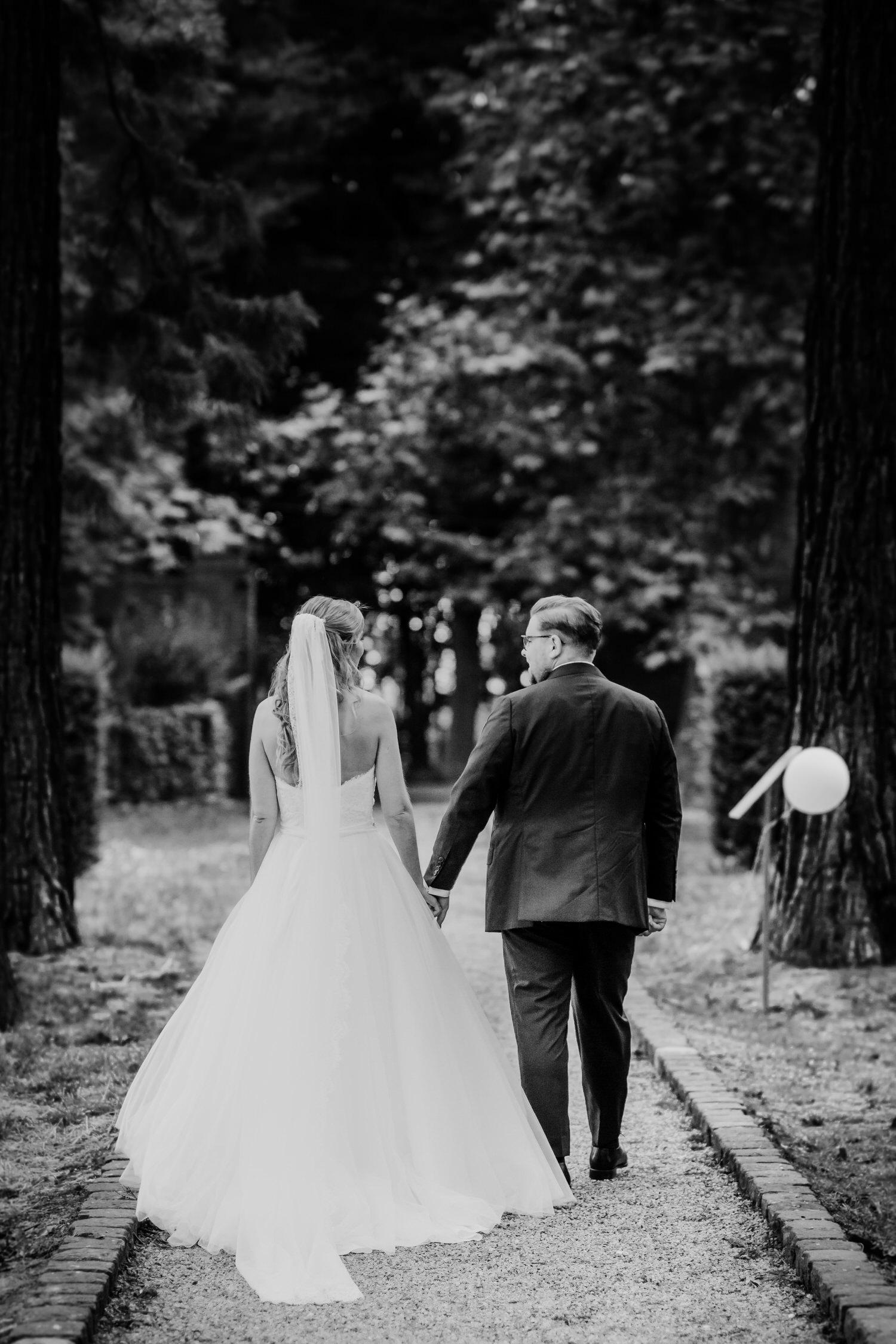 Brautpaarfotoshooting